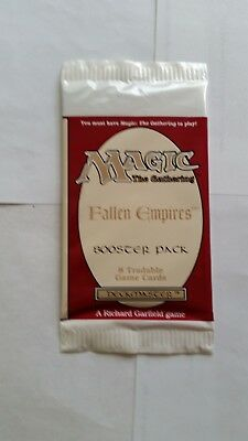 MAGIC THE GATHERING MTG FALLEN EMPIRES BOOSTER PACK x10