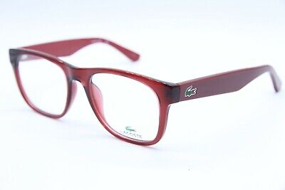 6c06aab5cf2c NEW LACOSTE L2771 615 RED AUTHENTIC EYEGLASS FRAME L 2771 Rx 53-18