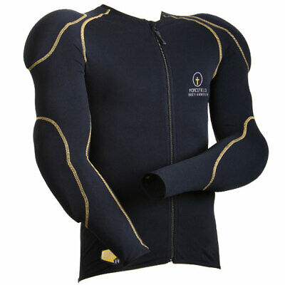 Forcefield Sport Jacket Level 1 Body Armour - Blue Yellow