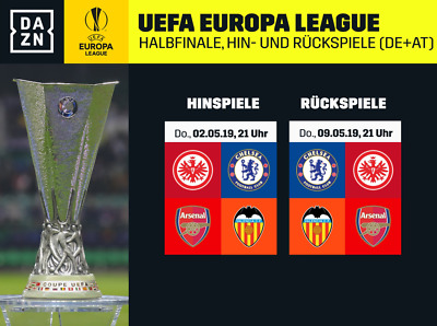Europa League ---- DAZN ACCOUNT (1MONAT)  [[1€]] Blitzversand