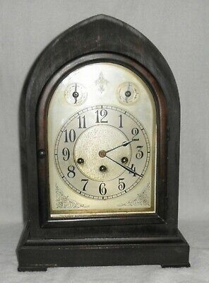 Seth Thomas Clock Co Westminster Chime Bracket Clock