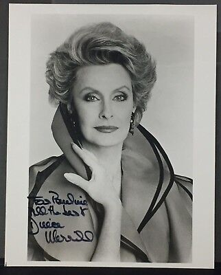 The Player Buy Now Dina Merrill Signed Autograph And Headshot Photo Set