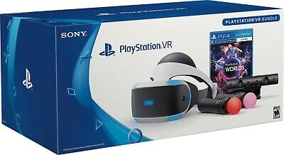 Sony PlayStation VR Worlds Bundle - 3002147 Brand new in Box
