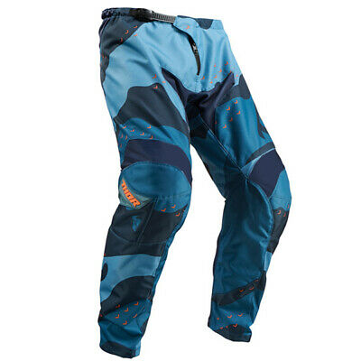 Thor Sector Camo Blue Pants