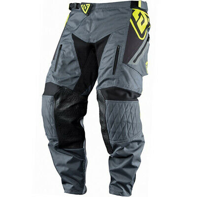 2018 Answer Taiga Xc Enduro Pants - Grey Hi Viz