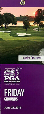 2019 KPMG Women's PGA Championship Grounds Tickets - Friday