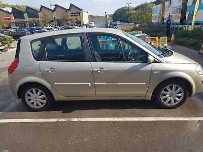Renault Scenic 1.5dCi. Will come with 12 MOT.