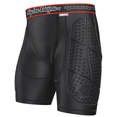 Troy Lee Designs 3600 Protection Shorts - Black