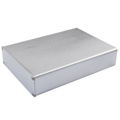 Aluminum Enclosure Electronic DIY PCB Instrument Project Box Case(24x79x110mm)