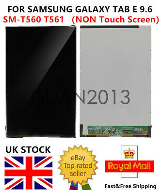 Go For Samsung Galaxy Tab E 9.6 Sm-T560 T561 Lcd Display Inner Screen Replace