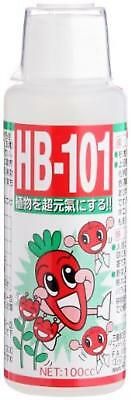 HB-101 All-Purpose Plant Vitalizer 100ml  Made in Japan