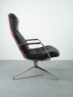1st edition Kill International FK86 lounge chair design Fabricius Kastholm