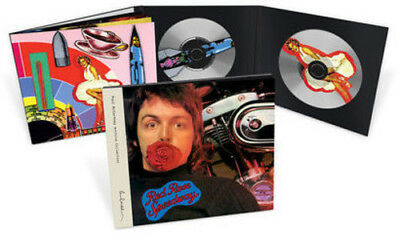 Paul McCartney & Wings Red Rose Speedway Deluxe Edition 2CD DIGIPAK Remaster NEW