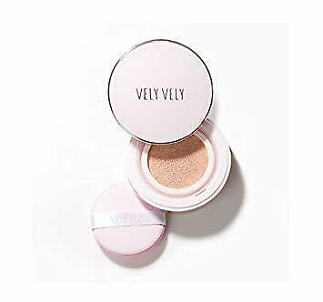 [VELY VELY] Aura Glow Cushion - 17g or Refill 17g (SPF 50+ PA+++)