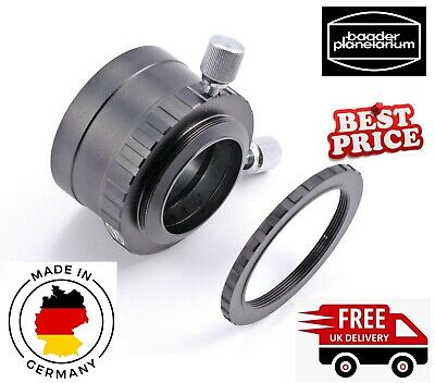Baader 2 to 1.25 Inch Reducer Eyepiece Adapter (UK Stock)