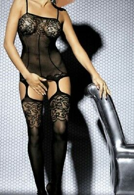 Bodystocking TUTINA INTIMO DONNA SEXY LINGERIE HOT 140  --
