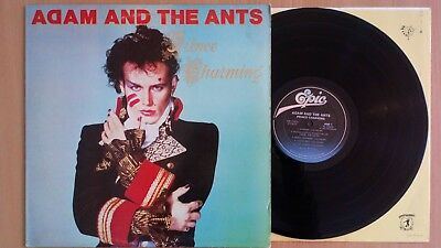 Adam And The Ants ‎– Prince Charming US PRESS ORIGINAL 1981 VINYL MINT