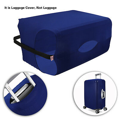 """18"""" 20"""" 22"""" 24"""" 26''28"""" Elastic Luggage Suitcase Bags Cover Protector Dustproof"""
