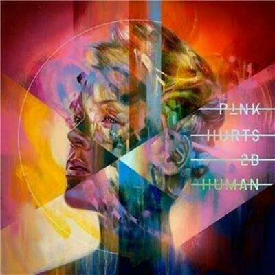 Pink Hurts 2B Human DIGIPAK CD NEW