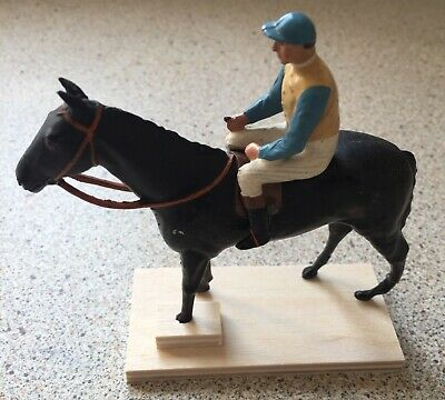 Britains Racing Colours of Famous Owners Major Noel  Furlong #1483 No Box