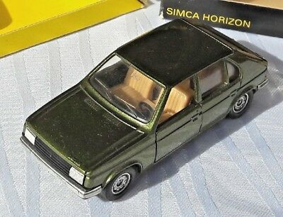 SOLIDO 76 Simca Horizon, 1/43, OVP (mb)