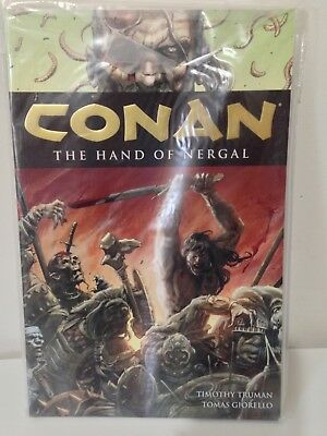 Conan - Volume 6 - The Hand Of Nergal - Soft Cover New