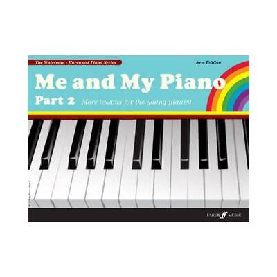 Me and My Piano Part 2 by Marion Harewood (author), Fanny Waterman (author)