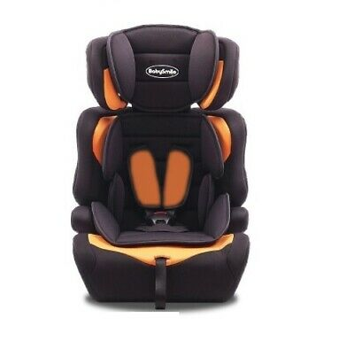 Portable 3 in 1 Booster Safety Child Baby Car Seat Group 1+2+3 9-36KG ECER44/4