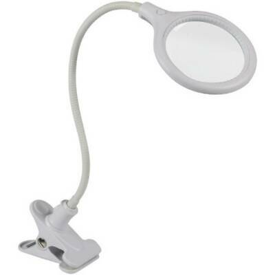 Led 25 Dioptries30 Pince Lampe Vtllamp10 Loupe Avec 2 Velleman X5 80vmnwN