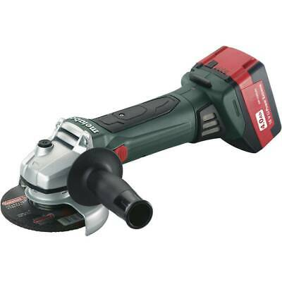 Metabo W 18 LTX 125 4.0 Ah 602174610 Meuleuse dangle sans fil 125 mm + 2