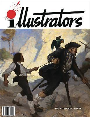 Illustrators Magazine #23