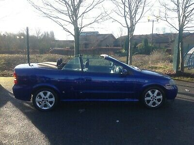 2004 04 Astra Convertible 1.8 MOT failure Spares or Repairs Easy Project