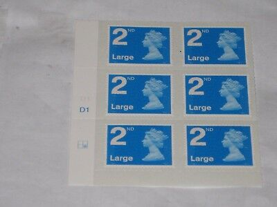 2015 M15L 2nd Second Large Cylinder Block of Six - Position Right 2 - Mint