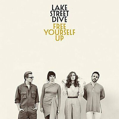 Lake Street Dive - Free Yourself Up   Cd New!