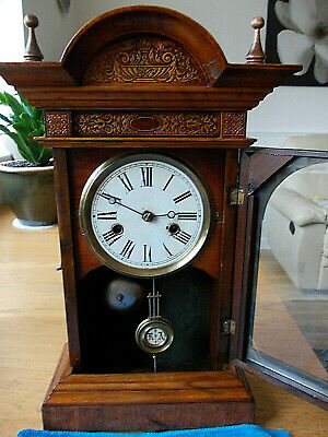 Antique Wall Clock Vienna Regulator 19th century