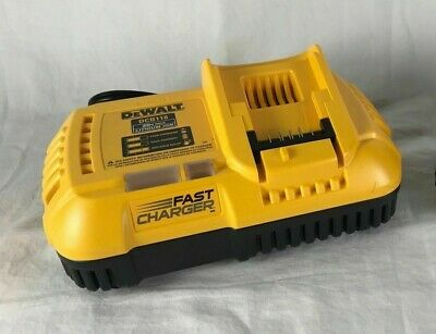 **NEW** DEWALT DCB118 20V 60V MAX FLEXVOLT Lithium Ion Fan Cooled Fast Charger