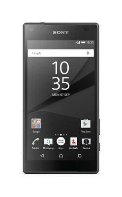 Sony XPERIA Z5 Compact in Black Handy Dummy Attrappe - Requisit, Deko, Werbung