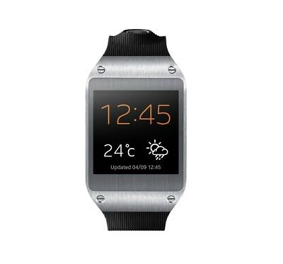 Samsung Galaxy Gear in Black Smartwatch Dummy Attrappe - Requisit, Werbung