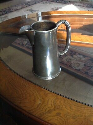 Harrods Silver Plated Milk or Water Jug -quality item