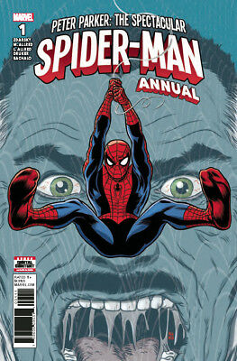 Peter Parker: Spectacular Spider-Man Annual#1 Marvel Legacy Boarded. Free Uk P+P