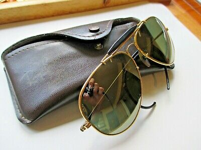 1b82ca0302 VINTAGE RAY-BAN AVIATOR Sunglasses - New With Original Packaging ...