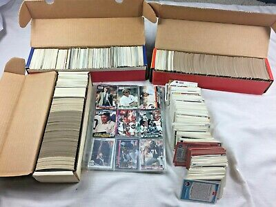 Sports Mem, Cards & Fan Shop Energetic 4000 Amazing Sports Cards Vintage To Modern $0.99