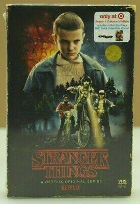 Stranger Things: Season 1 Collector's Edition [Blu-ray + DVD] - Brand NEW SEALED