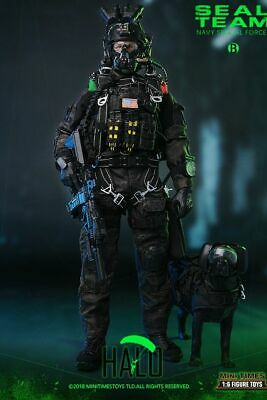 1//6 Scale toy Navy Seal Team 5 VBSS Team Leader Male Base Body