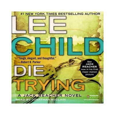 Die Trying by Lee Child, Johnathan McClain (read by)