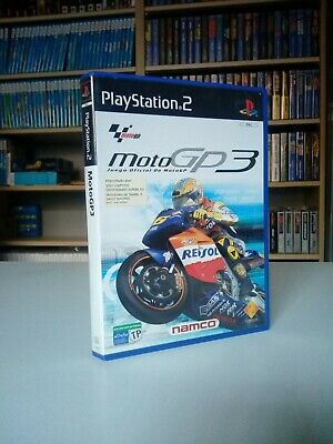 PLAYSTATION 2 - PS2 - Moto Gp3