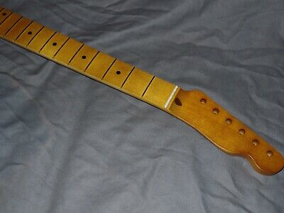 Relic FAT 9.5 Allparts Fender Lic maple Nitro Neck willfit telecaster tele body
