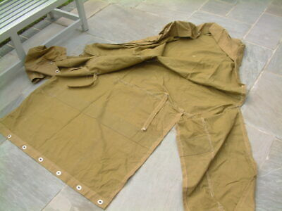 Canvas Cover used for Fordson Wot 1 (temporary use)