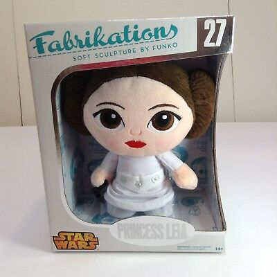 "NEW OFFICIAL 6/"" FUNKO FABRIKATIONS PLUSH FIGURE STAR WARS CHEWBACCA #13"