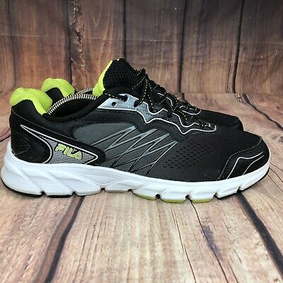 c5093bb7a2dd Fila Indus Cool Max Running Shoes Men Size 10 Athletic Shoes 1SR20883-409